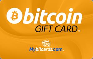 Bitcoin Gift Card $25